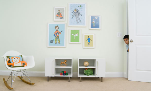 YoonKids — Wall art for the modern kid